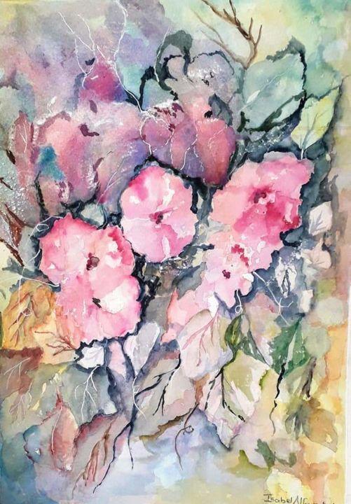Floral imaginário I