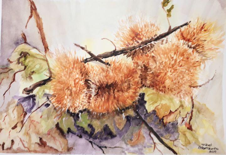 Ouriço dos castanheiros