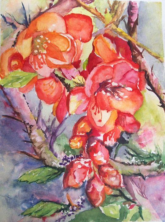 Flor japonica